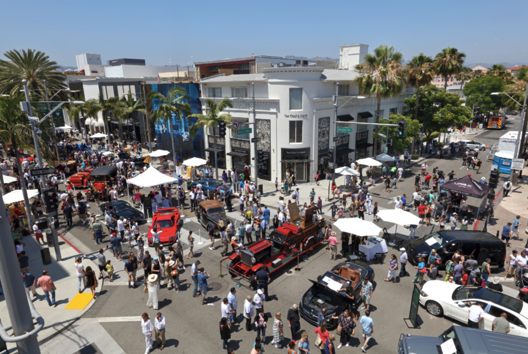 Rodeo Drive Concours D Elegance Rodeodrive Bh Com