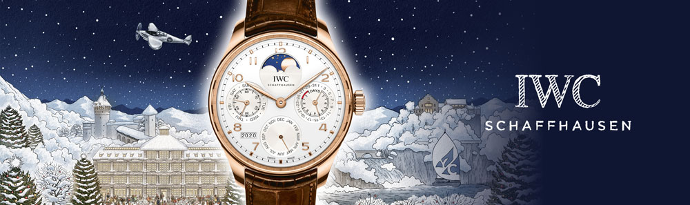IWC holiday gift guides rodeo drive