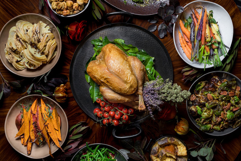 Beverly Wilshire Thanksgiving to go 2020